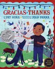 Gracias-Thanks book cover