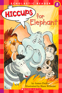Hiccups for Elephant Book Cover