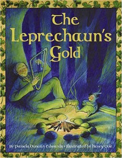 The Leprechauns Gold book cover