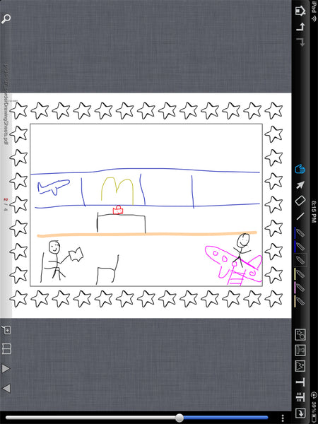 Show Drawing Tool