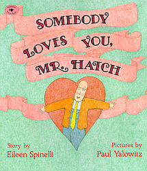 Mr. Hatch Book Cover