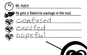 Mr Hatch Filled Out #1