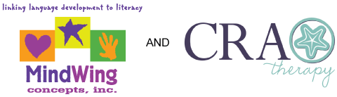 MindWing and CRA Therapy logos