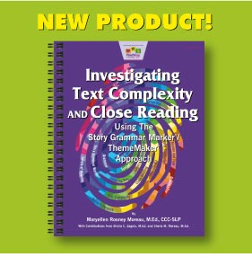 New Product--Investigating Text Complexity