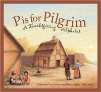 P is For Pilgrim book link