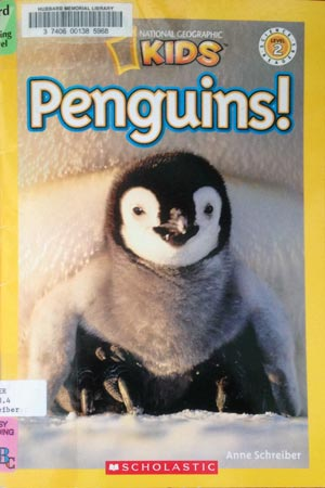 National Geographic Penguins