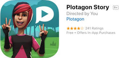 Plotagon iTunes image