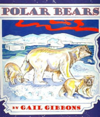 Polar Bears Book Cover