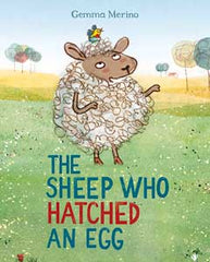 The Sheep Who Hatched an Egg cover