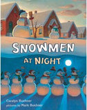 Snowman at Night book cover