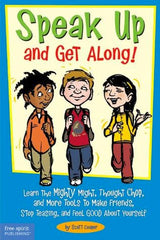 Speak Up And Get Along book cover