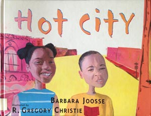 Hot City Book Cover