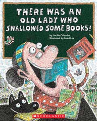 There Was An Old Lady... book cover