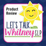 Whitney BlogSpot review link