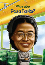 Who Was Rosa Parks eBook Cover