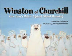 Winston of Churchill Book Cover