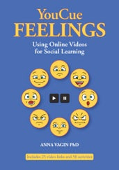 YouCue Feelings Book Cover