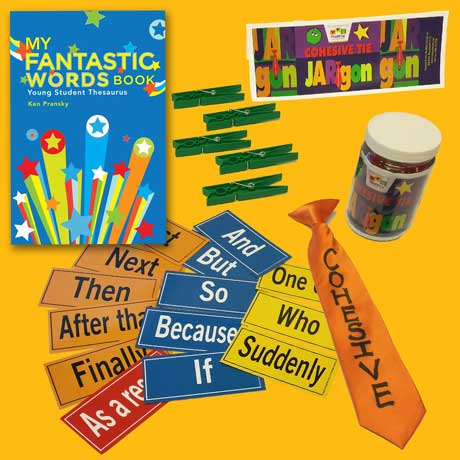 "CTT in Action Kit plus ""My Fantastic Words"""