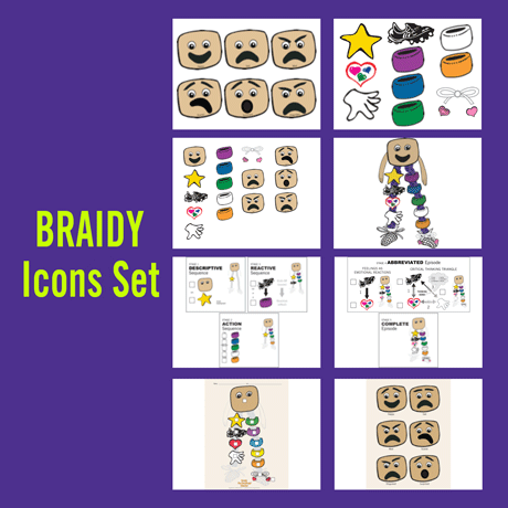 Braidy Icons Set Download