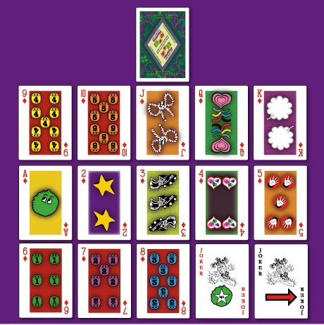 Card Deck All graphic