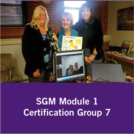 SGM Certification Group 7