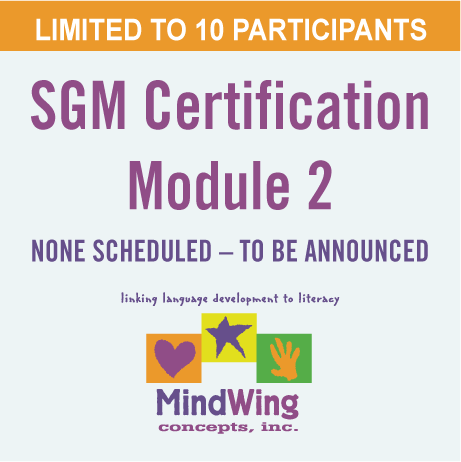 SGM<sup>®</sup> Certification Module 2