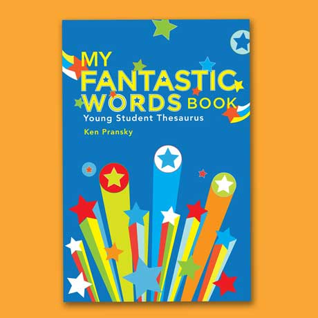 My Fantastic Words book image