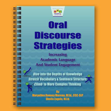 Oral Discourse Strategies manual photo