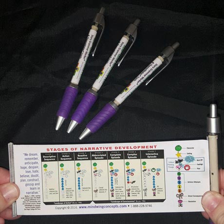 SGM<sup>®</sup> Quick Reference Pen Set
