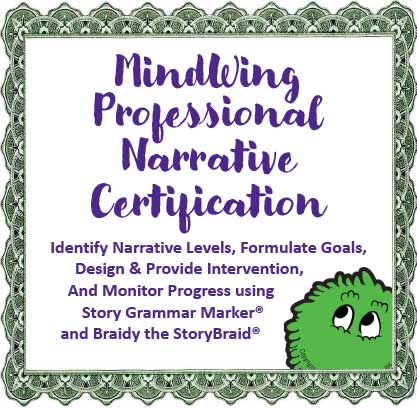MindWing Professional Narrative Certification—April 28, May 5, May 12, & June 2