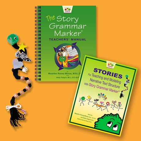 Story Grammar Marker Quick Start