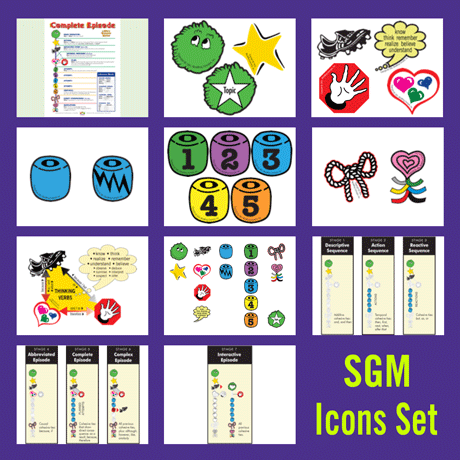 SGM Icons Downloads