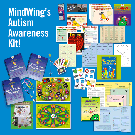 MindWing's Autism Awareness Kit