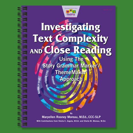 Investigating Text Complexity Book
