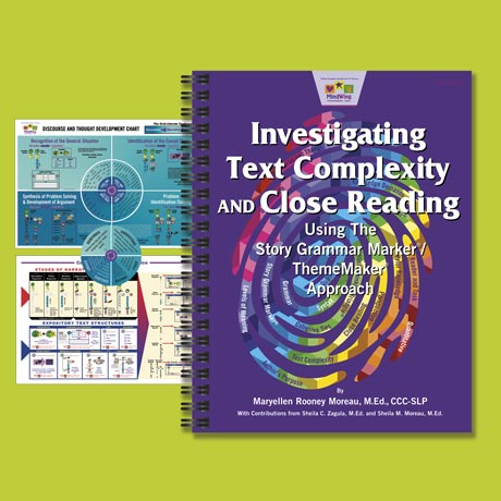 Investigating Text Complexity and Close Reading guide cover