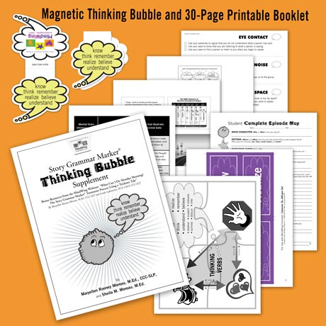 SGM® Thinking Bubble Supplemental Download