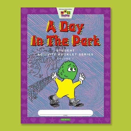 A Day in The Park Activity Book