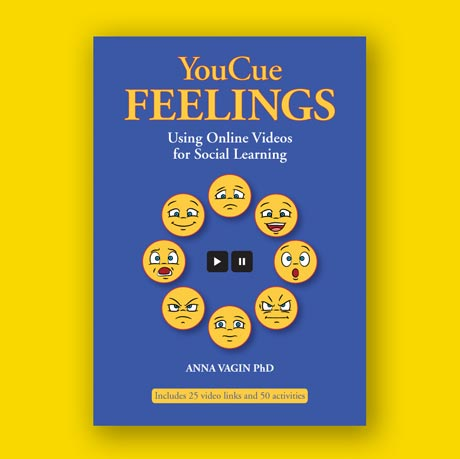 YouCue Feelings book image