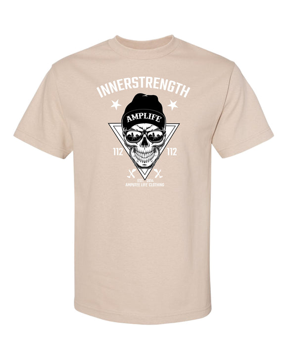 Amplife Innerstrength T-Shirt Sand