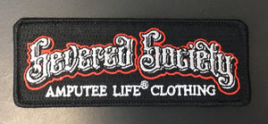 Severed Society Patch
