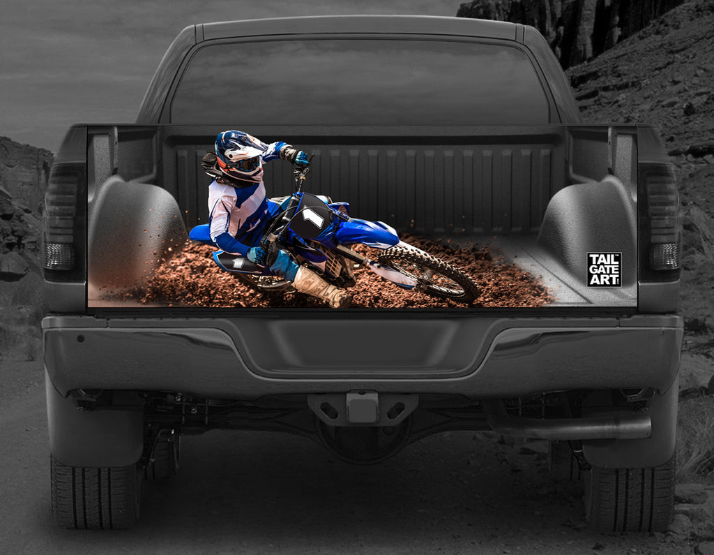 Blue Dirt Devil (Motocross)