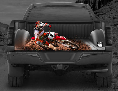 Red Dirt Devil (Motocross)