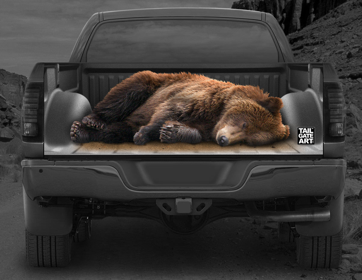 Tailgate Art High Resolution Decals For Your Truck Heads