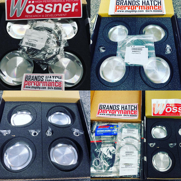 Wossner Forged Pistons & Rods
