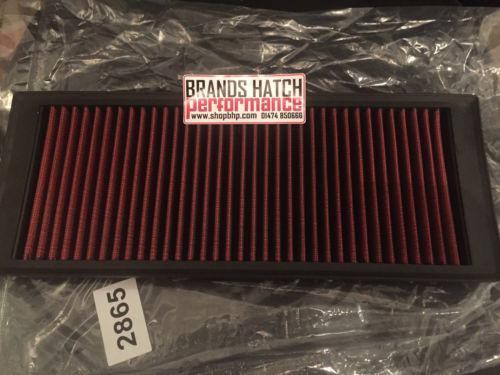 33-2865 - Air Filter: SEAT AUDI SKODA + VW GOLF MK5 2.0 TDI 140 & 170