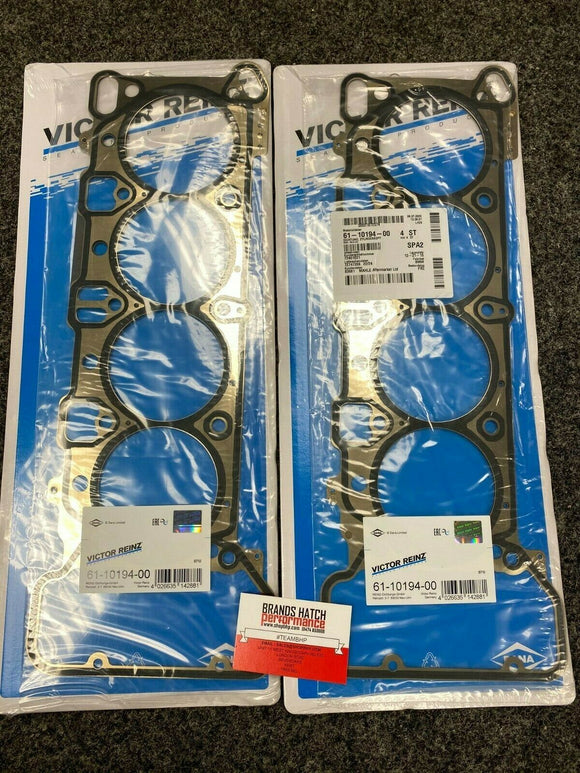 Victor Reinz Head Gasket For BMW E90 E92 E93 M3 S65B40 B44 61-10194-00 X2