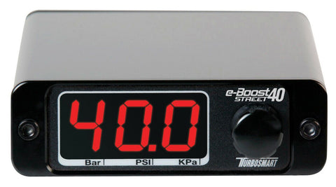 Turbosmart EBS E-BOOST Street Electronic 40PSI BOOST Controller - TS-0302-1002
