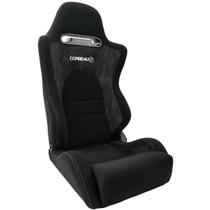 Corbeau RS2 Reclining Fast Road Track Drivers Bucket Seat - STD Size
