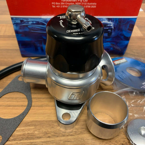 Nissan Skyline R34 GTR RB26DETT 99-02 TURBOSMART Smart Dual Port Blow Off Valve