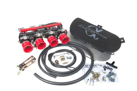 VW Golf Beetle 2.0 8V Crossflow throttle body Kit